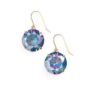 New Kate Spade Shine On French Wire Earrings